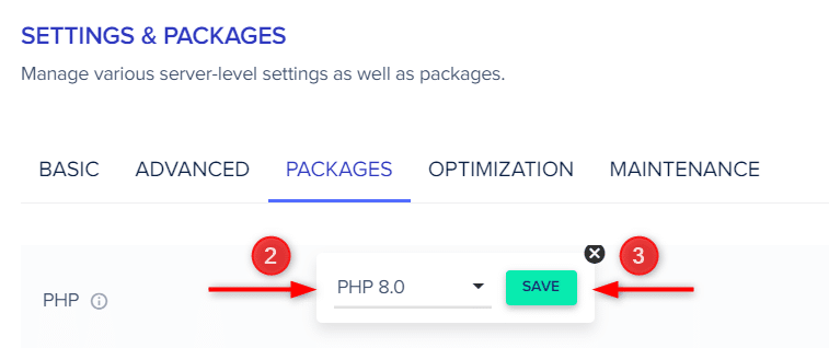 PHP 8